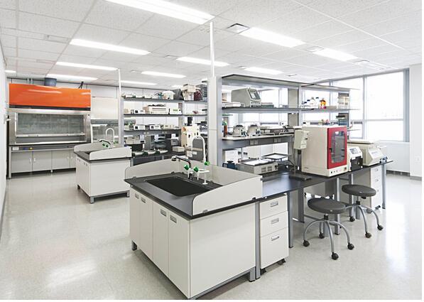 化学实验室通风系统设计方案