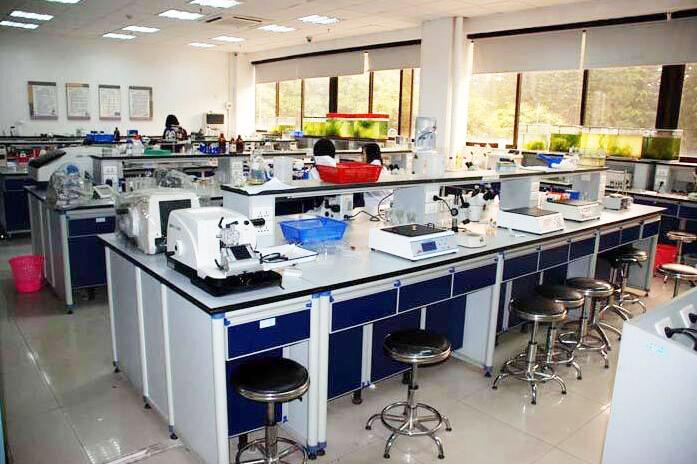 深圳大学动物生物学实验教学