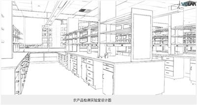 农产品检验实验室设计方案