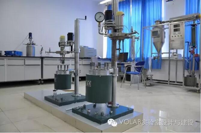 化工实验室设计环境安全改善建议